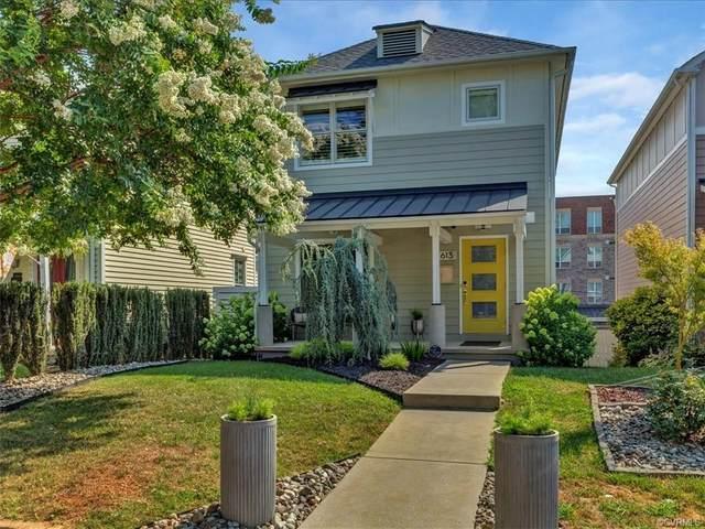 613 W 19th Street, Richmond, VA 23225 (MLS #2021857) :: The RVA Group Realty