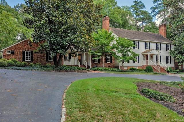 9700 St. Julians Lane, Henrico, VA 23238 (MLS #2021919) :: Small & Associates