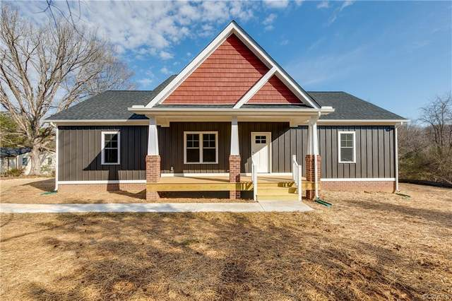 4836 River Road, Goochland, VA 23063 (MLS #2022220) :: The RVA Group Realty