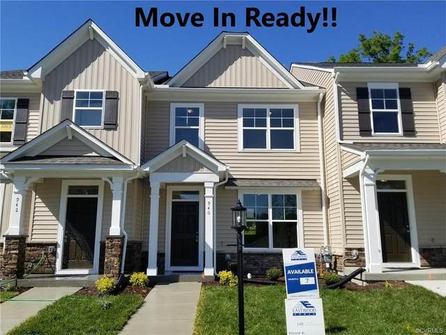 932 Scott Commons Lane, Richmond, VA 23227 (MLS #2022241) :: The RVA Group Realty