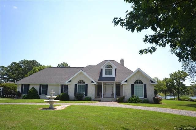 162 Pinetree Drive, Reedville, VA 22539 (MLS #2022490) :: Treehouse Realty VA