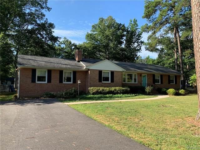 9063 Wyndale Drive, Mechanicsville, VA 23116 (MLS #2022549) :: Small & Associates