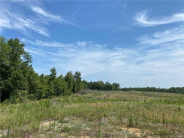 0 Concord Road, Ruther Glen, VA 23047 (MLS #2022555) :: Treehouse Realty VA
