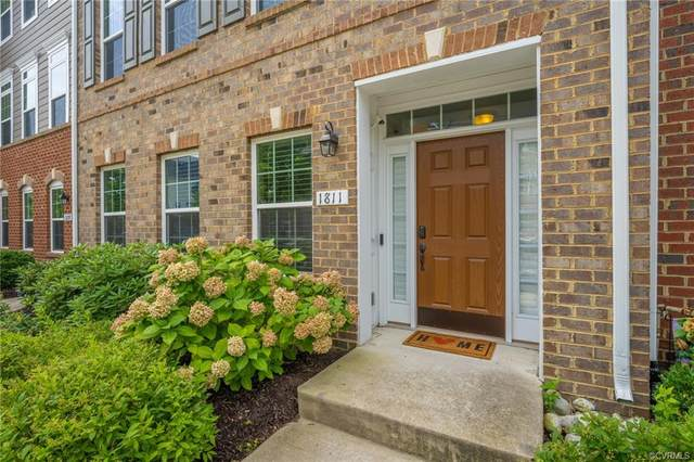 1811 Liesfeld Pkwy, Glen Allen, VA 23060 (MLS #2022570) :: EXIT First Realty