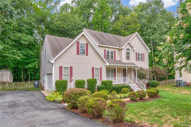 4100 Mill Manor Drive, Midlothian, VA 23112 (MLS #2022581) :: The Redux Group