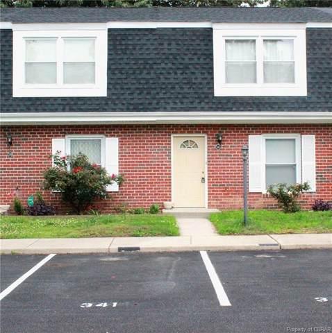 341 Susan Constant Drive, Newport News, VA 23608 (MLS #2022584) :: The Redux Group
