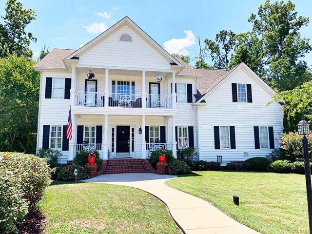 8116 Hampton Meadows Circle, Chesterfield, VA 23832 (MLS #2022609) :: Treehouse Realty VA