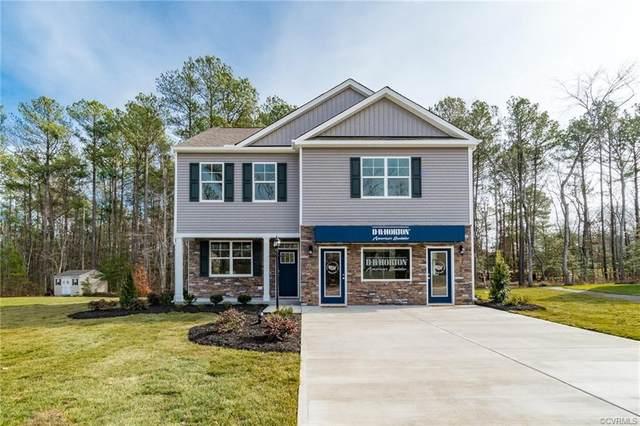 7490 Sedge Drive, New Kent, VA 23124 (MLS #2022641) :: The RVA Group Realty