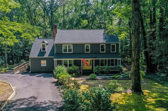 3214 Fox Chase Drive, Midlothian, VA 23112 (MLS #2022657) :: EXIT First Realty