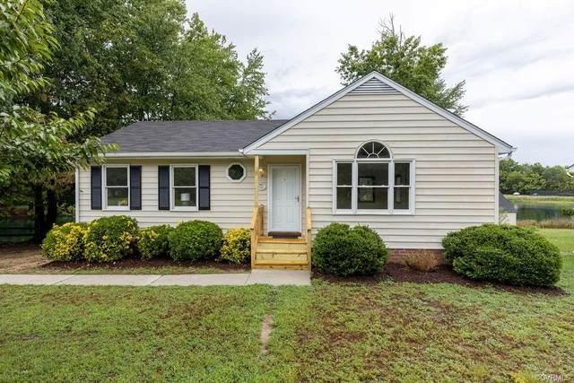 7240 Harbor Hill Drive, Mechanicsville, VA 23111 (MLS #2022686) :: EXIT First Realty