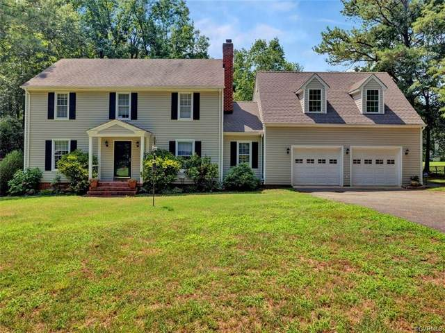 1522 Hermitage Road, Goochland, VA 23103 (MLS #2022704) :: The RVA Group Realty