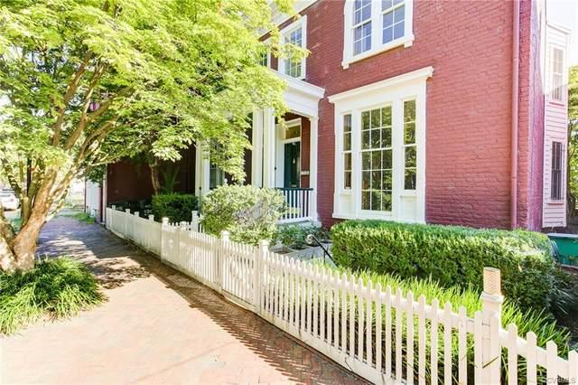 136 W Clay Street, Richmond, VA 23220 (MLS #2022727) :: Small & Associates