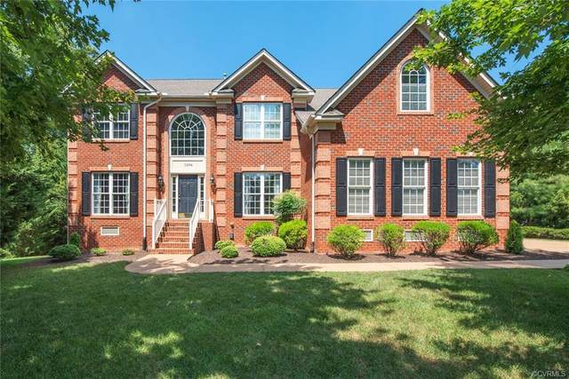 11004 Mountain Spring Drive, Glen Allen, VA 23060 (MLS #2022763) :: Small & Associates