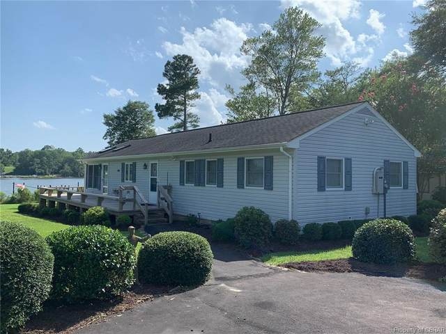 622 Shore Drive, Hartfield, VA 23071 (MLS #2022770) :: Small & Associates