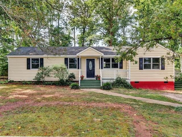 4372 Old Buckingham Road, Powhatan, VA 23139 (MLS #2022815) :: EXIT First Realty