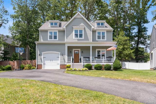 9712 Qualla Farms Terrace, Chesterfield, VA 23832 (MLS #2022895) :: EXIT First Realty