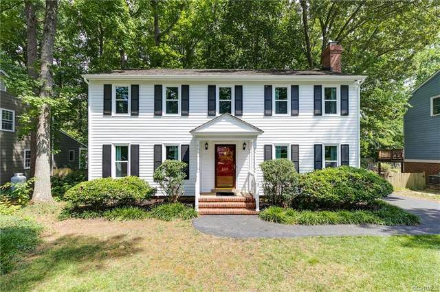 2325 Mountainbrook Drive, Henrico, VA 23233 (MLS #2022911) :: The Redux Group