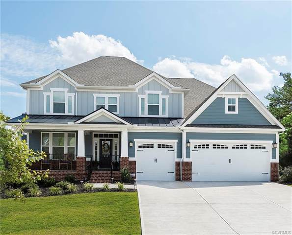 9129 Isabella Way, Mechanicsville, VA 23116 (MLS #2022913) :: The RVA Group Realty