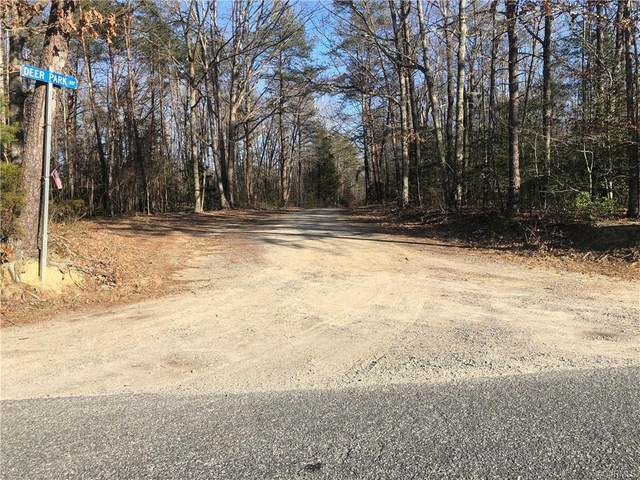 025 Deer Park Road, Caret, VA 22436 (MLS #2022924) :: The Redux Group