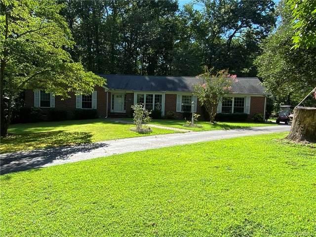 333 Chesapeake Drive, Irvington, VA 22480 (MLS #2022990) :: The Redux Group