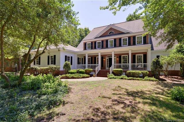 1909 Whittles Wood Road, Williamsburg, VA 23185 (MLS #2022994) :: The Redux Group