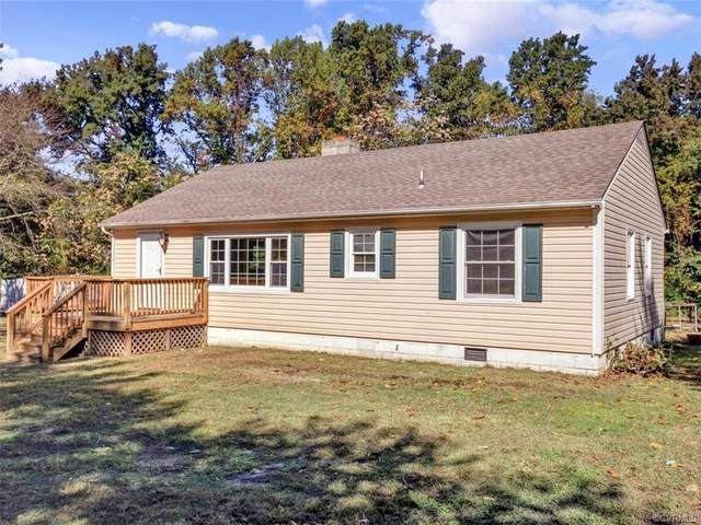 6706 Hopkins Road, Chesterfield, VA 23234 (MLS #2023010) :: The Redux Group