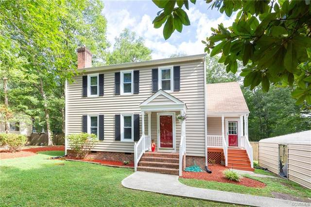 7606 Robinwood, Chesterfield, VA 23832 (MLS #2023074) :: EXIT First Realty