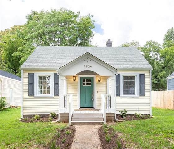 1704 Texas Avenue, Richmond, VA 23220 (MLS #2023082) :: Treehouse Realty VA