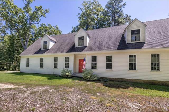 22401 Pinewood Road, Williamsburg, VA 23185 (MLS #2023104) :: The Redux Group