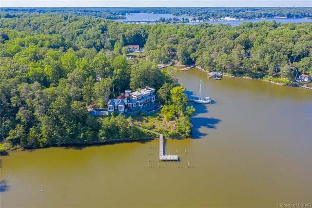 374 Creekside Drive, Heathsville, VA 22473 (#2023108) :: Abbitt Realty Co.