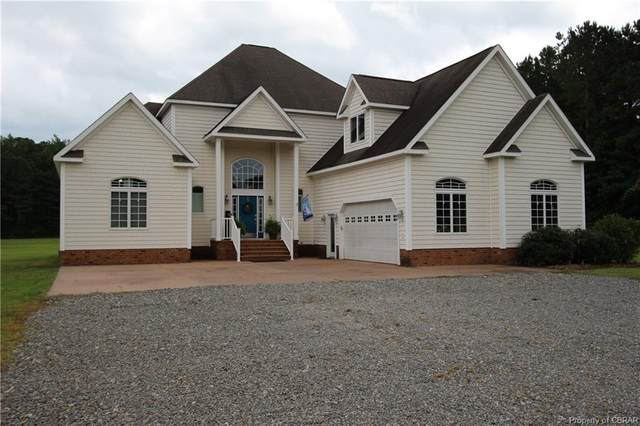 271 Oak Point Road, Hudgins, VA 23076 (#2023164) :: Abbitt Realty Co.