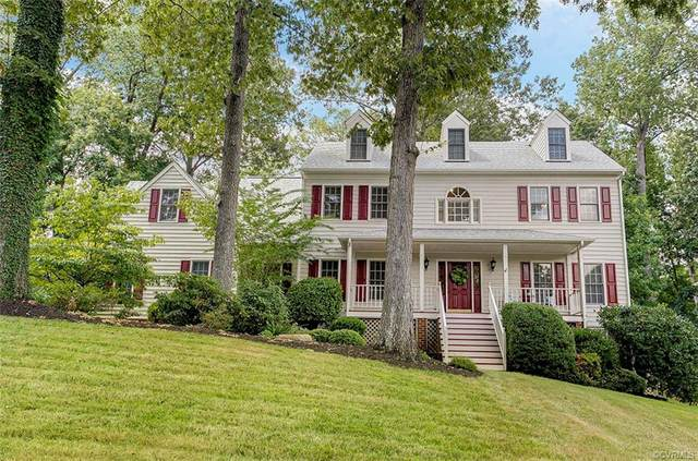 9118 Sycamore Hill Place, Mechanicsville, VA 23116 (MLS #2023178) :: EXIT First Realty