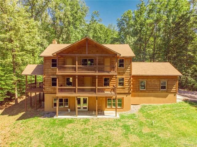 670 Bend Of River Lane, Louisa, VA 23093 (MLS #2023189) :: Treehouse Realty VA