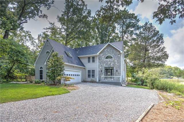 135 Muriel Drive, Heathsville, VA 22473 (MLS #2023219) :: EXIT First Realty