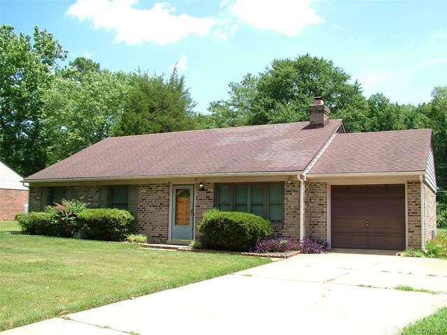7802 Tamarind Drive, Henrico, VA 23227 (MLS #2023248) :: Treehouse Realty VA