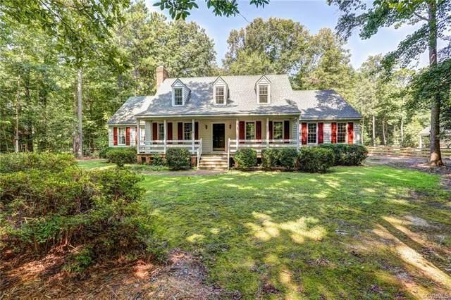 9397 Blakeridge Avenue, Mechanicsville, VA 23116 (#2023297) :: Abbitt Realty Co.