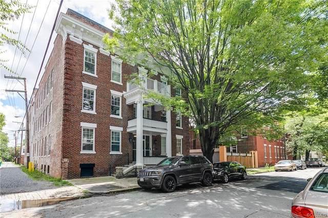 101 N Stafford Avenue #6, Richmond, VA 23220 (MLS #2023309) :: The RVA Group Realty