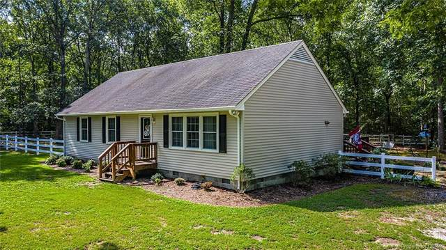 297 Lynns Lane, Wake, VA 23176 (MLS #2023315) :: Small & Associates