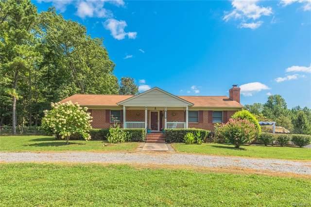 8277 Warriner Road, Henrico, VA 23231 (MLS #2023326) :: Small & Associates