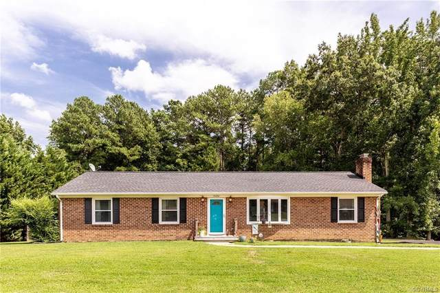 11231 Celtic Road, Chesterfield, VA 23838 (MLS #2023332) :: EXIT First Realty