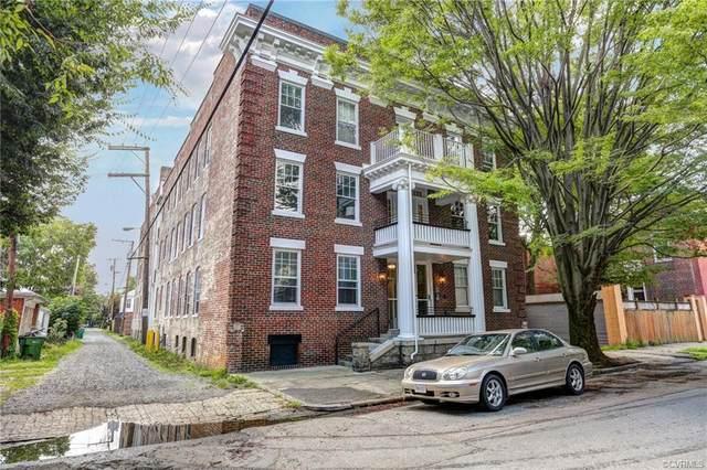 101 N Stafford Avenue U4, Richmond, VA 23220 (MLS #2023335) :: The RVA Group Realty