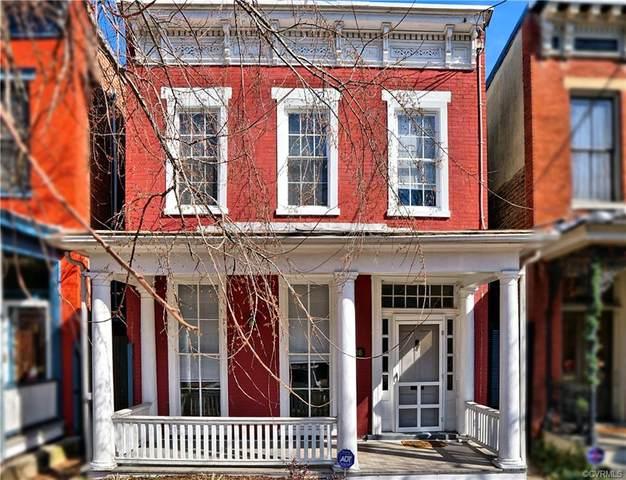 308 W Clay Street, Richmond, VA 23220 (MLS #2023375) :: Small & Associates
