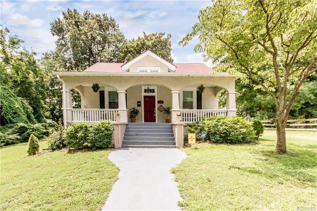 310 Royal Oak Avenue, Colonial Heights, VA 23834 (MLS #2023386) :: EXIT First Realty