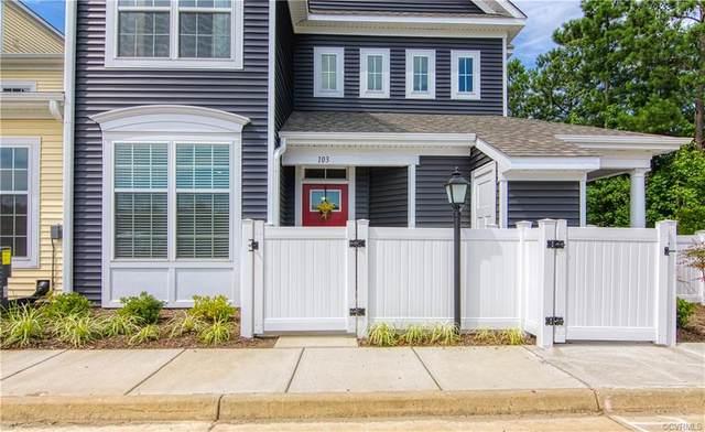 103 Promenade Lane, Williamsburg, VA 23185 (MLS #2023397) :: The RVA Group Realty
