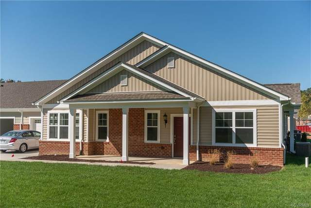 1837 Providence Villas Court 10D, Chesterfield, VA 23236 (MLS #2023445) :: The RVA Group Realty