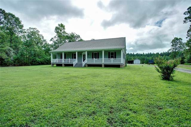 392 Canoe House Road, Jamaica, VA 23079 (MLS #2023447) :: Small & Associates