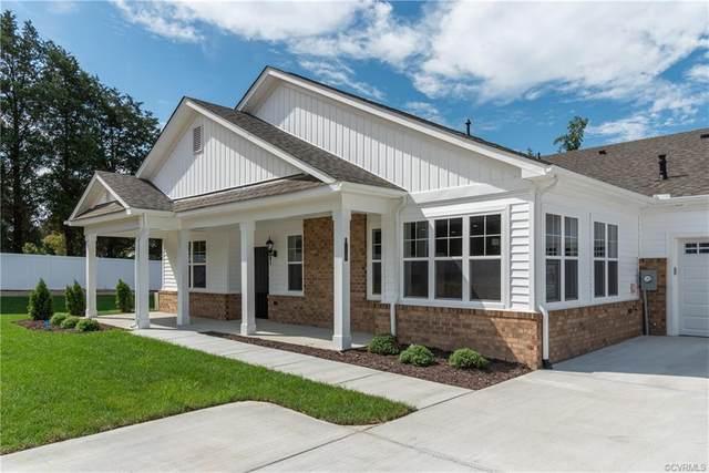 1841 Providence Villas Court 10B, Chesterfield, VA 23236 (MLS #2023458) :: Treehouse Realty VA
