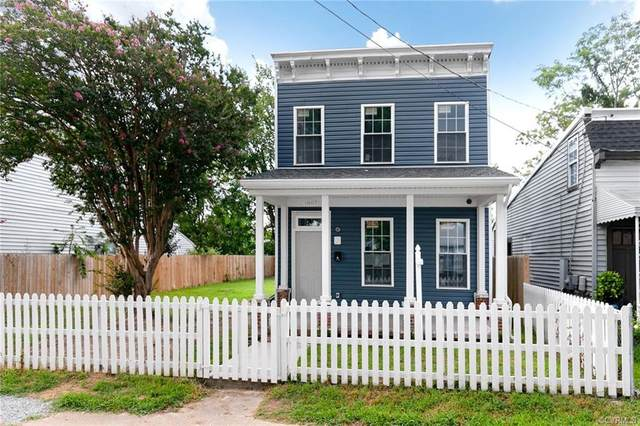1807 N 21st Street, Richmond, VA 23223 (MLS #2023464) :: The RVA Group Realty