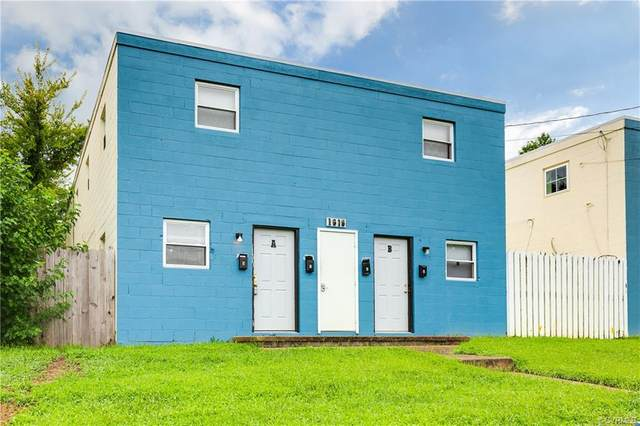 1616 Maury Street, Richmond, VA 23224 (MLS #2023472) :: Small & Associates