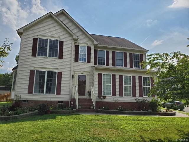 6823 Turnage Lane, Mechanicsville, VA 23111 (MLS #2023473) :: EXIT First Realty